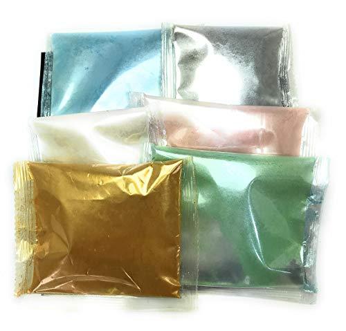 Colori glitterati metallic 7 x 5g