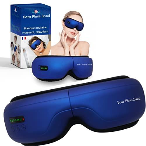 Masseur Oculaire. Masque Massage des Yeux (modèle 2021)....