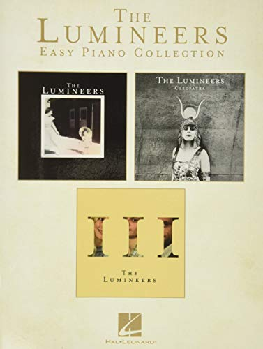 The Lumineers: Easy Piano Collection