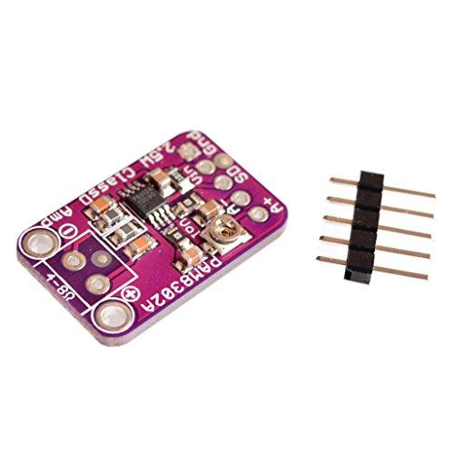 HiLetgo PAM8302 2.5W Class D Single Channel Solo Audio Amplifier Board Amp Module