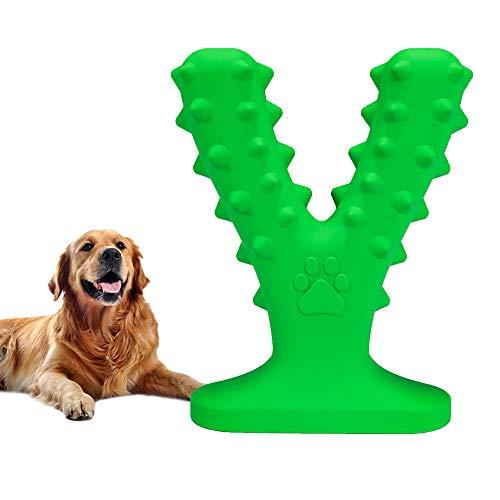 Palillo de cepillo de dientes para perros, juguetes para masticar perros Limpieza efectiva de dientes de perro Cachorro de cepillado para dientes Cuidado bucal dental para perros pequeños y medianos