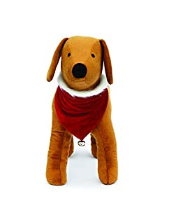 Doggy Things Bandana de Noël avec Bell