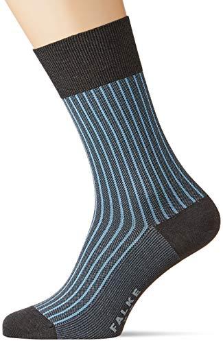 FALKE Herren Oxford Neon M SO Socken, 13396, Grau (Anthracite Melange 3098), 39-40 (UK 5.5-6.5 Ι US 6.5-7.5)