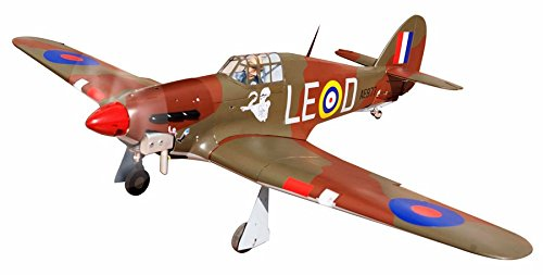Hawker Hurricane 33cc 2m Seagull SEA273