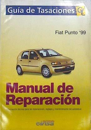 Manual De Taller Del Fiat. Punto '99. Abril 2002