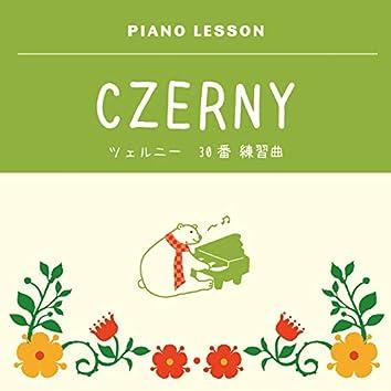 CZERNY 30 Mecanism Studies Op.849