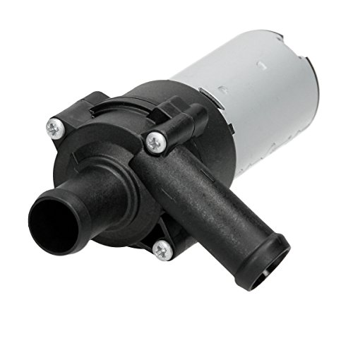 ECD Germany ZWP005 Zusatzwasserpumpe für Heizung Wasserpumpe Pumpe Wasserumwälzpumpe Umwälzpumpe Standheizung elektrisch 12V Betriebsdruck [bar]: 0,1