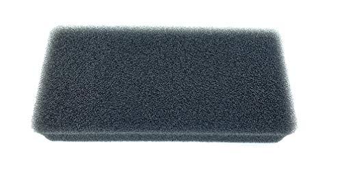 Filter für Gorenje 327136 Trockner Wärmepumpentrockner | 100{62dea9725367822ad0e8752c01678291d3169452ae8dea5331cb839884e4451b} Made in Germany | 225 x 105 x 30mm | Schwammfilter Filtermatte Kondenstrockner | SPK2 SP10 SP-10 | Schaumstoff Sponge