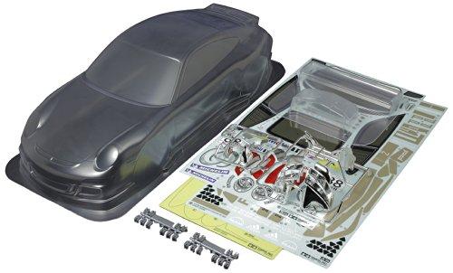 TAMIYA 300051336 - Karosserie Satz Porsche 911 GT3 Cup VIP 2007