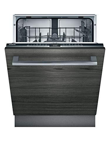 Siemens SN63HX41TE iQ300 Vollintegrierter Geschirrspüler / E / 92 kWh / 12 MGD / Smart Home kompatibel via Home Connect / hygiene Plus Programm / vario Korb System