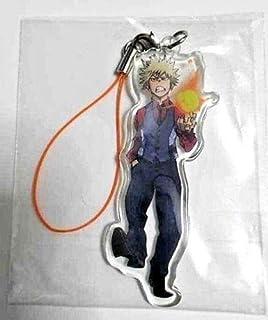 My Hero Academia The Movie Acrylic Charm Strap All Might Yagi Kohei Horikoshi