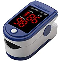 Contec CMS50DL Pulse Oximeter Fingertip Blood Oxygen Monitor