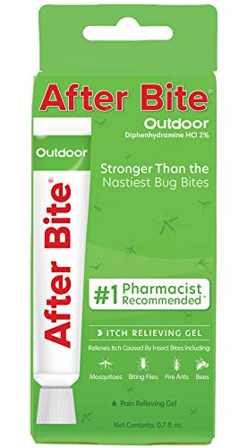 After Bite Outdoor Insect Bite Treatment – Powerful Itch Relief from the Nastiest Bug Bites