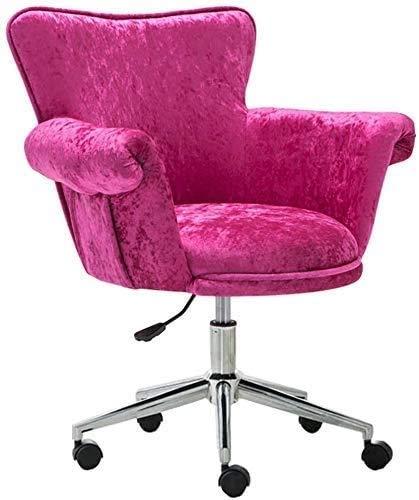 Bürostuhl Moderner Schreibtischstuhl Gaming Chair Office Swivel Computer Schreibtischstuhl | Ergonomischer Bürostuhl mit Rollen Schreibtischstühle | Höhenanpassung | Geeignet für Wohnzimmer, Café
