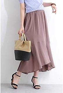 エヌ ナチュラルビューティーベーシック(N.Natural Beauty Basic*) 楊柳イレヘムマキシスカート
