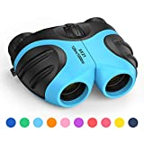 DMbaby Binocular for Kids, Compact Shock Proof Binocular Teen Boy Birthday Presents Gifts Boys Easter Fun Toys...