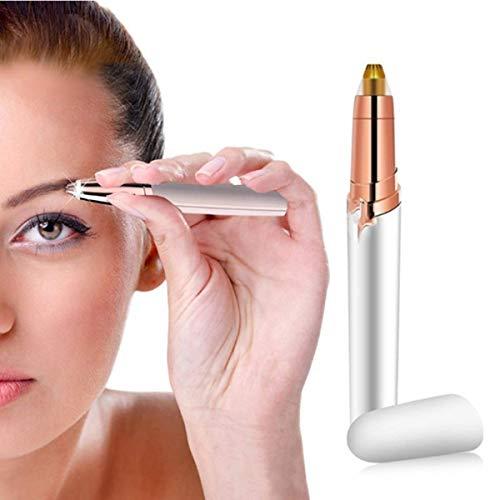 Tondeuse à sourcils électrique Mini rasoir à sourcils instantané indolore visage sourcils épilateur épilateur rasoirs portables maquillage Shaper sourcils