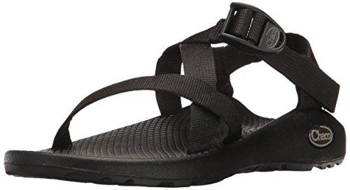 Chaco womens Z/1 Classic Sandal, BLACK, 7 W US