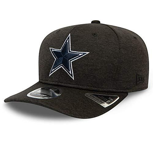 New Era 9Fifty Stretch-Snap Cap - Shadow Dallas Cowboys S/M