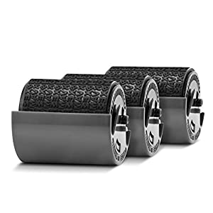 Guard Your ID Identity Protection Security Prevention Stamp Roller (Refill: 3 Pack)