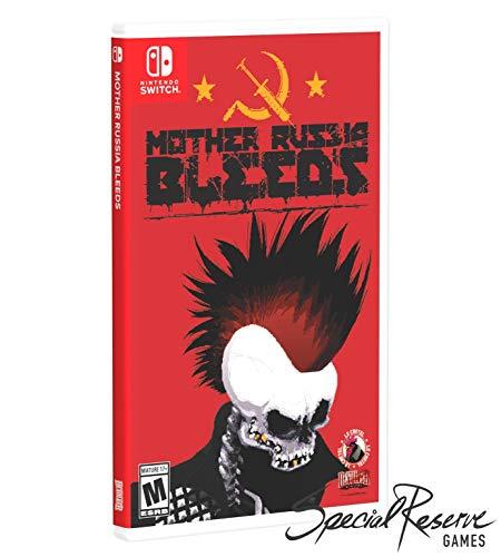 Mother Russia Bleeds - Nintendo Switch