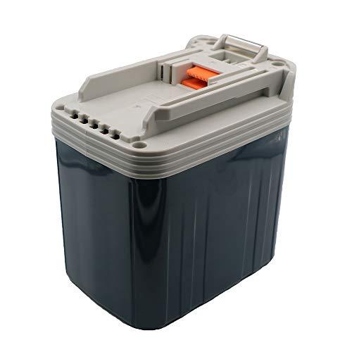Heshunchang batería Repuesto 24v 3Ah para Makita B2417 B2420 B2430 BH2420 BH2430 BH2433 193127-4 193128-2 193130-5 193131-3 193736-9 193737-7 193739-3 2417 2420 2430