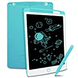 Richgv LCD Writing Tablet, Electronic Graphic Tablet, Writing & Drawing Doodle Board for Home, School,Office, Blue, 8.5 inches