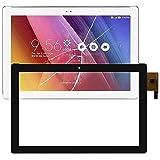 携帯電話のタッチスクリーン交換 AsusのZenPad 10 Z300 Z300M(ブラック)用のパネルをタッチします (Color : White)