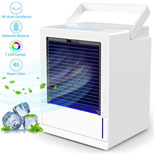 Mini-Klimaanlage Test 2020 - Testsieger & Bestenliste Erfahrungen & Preisvergleich