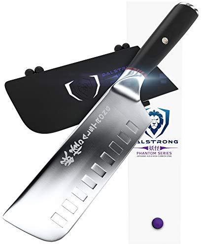 Dalstrong Nakiri vegetales cuchillo - serie fantasma AUS8 japonés acero-6