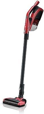 Dirt Devil SD12530 Power Stick 4-in-1 Versatile 2 Speed Premium Brushroll Corded Stick/Handheld Vacuum Cleaner with Accessories, Red
