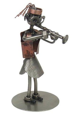 Schraubenmädchen Trompete
