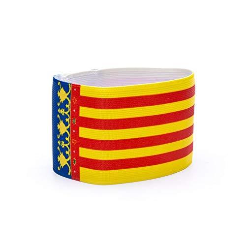 Mercury Capitán Com. Valenciana, Brazalete, Talla Senior