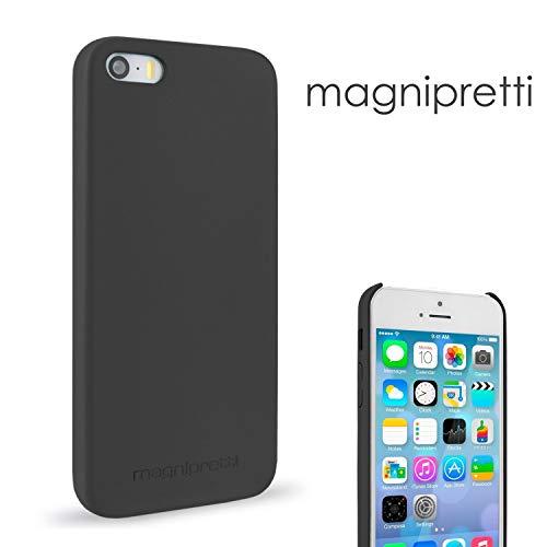 Magni Pretti iPlate Gimone Soft Touch iPhone 6/6s Case Black