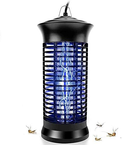 Shallwe Moustique Tueur Lampe, UV Electrique Moustique Killer Lampe, Electrique Anti Insectes Répulsif, Tueur De Moustique Lampes Répulsif Piege a Mouche Anti Insecte Zapper