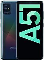 """Samsung Galaxy A51 - Dual SIM, Smartphone de 6.5"""" Super AMOLED (4 GB RAM, 128 GB ROM, cámara Trasera 48.0 MP + 12.0 MP +..."""