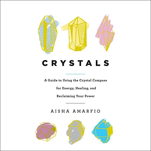 Crystals Audiobook By Aisha Amarfio cover art