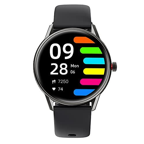 SoundPEATS Smart Watch Impermeable IP68 Reloj inteligente para mujeres Hombres, Rastreador de actividad inteligente 13 Modo deportivo con monitores de frecuencia cardíaca / sueño