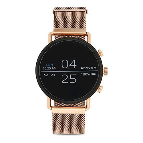 [スカーゲン] 腕時計 タッチスクリーンスマートウォッチ SKT5103J 正規輸入品 ゴールド