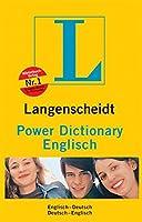 Power Dictionary Englisch Langenscheidt (Gebundene Ausgabe)