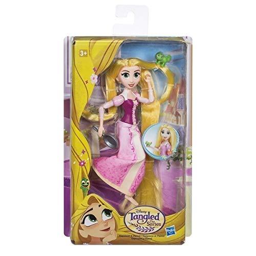 Hasbro DPR Tangled Rapunzel and Pascal (E0065E0164)