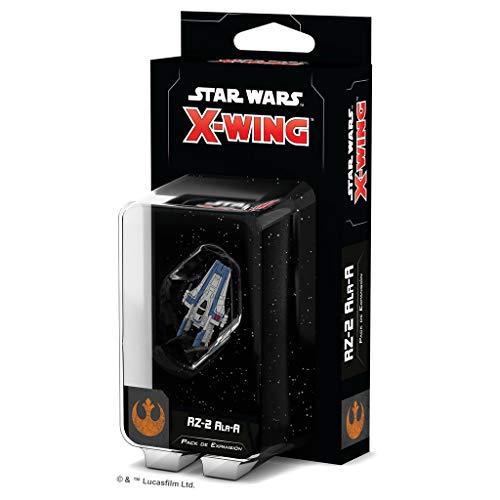 Fantasy Flight Games- Star Wars: X-Wing 2.0 RZ-2 ala-A - Español, Color