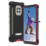 Móvil Resistente, DOOGEE S86 Pro Teléfono Móvil Libre Resistente IP68, Pantalla HD+ 6.1'...