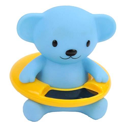 Badethermometer, Digitales Wasserthermometer Tiere Schwimmende Badewanne Spielzeug Wasser Temperatur Tester für Babys