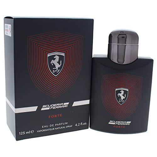 Ferrari Scuderia Forte Eau de Parfum, Spray, 120 ml