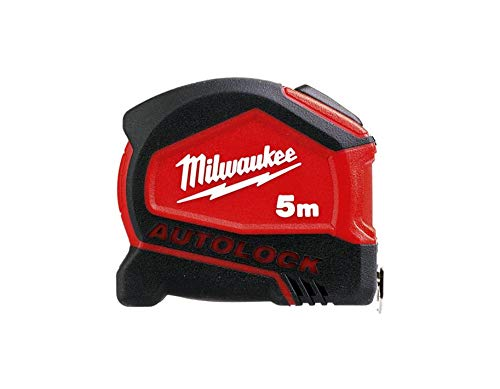 Milwaukee 4932464663 932464663-Cinta métrica (5 m de Ancho, 25 mm)