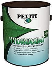 Pettit Paint Hydrocoat ECO, Black, Quart 1180408