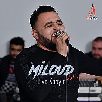 Live Kabyle, Vol. 1