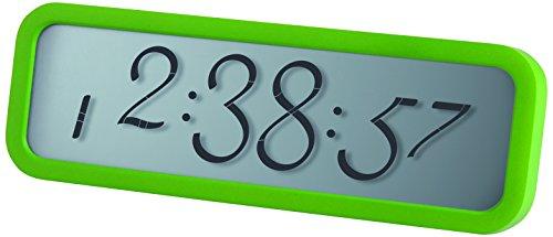 LCD Uhr Script Small Farbe: Grün