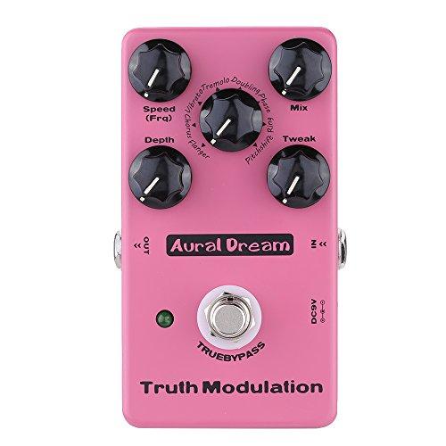 Aural Dream Truth Modulation Multi MOD Guitar Effects Pedal